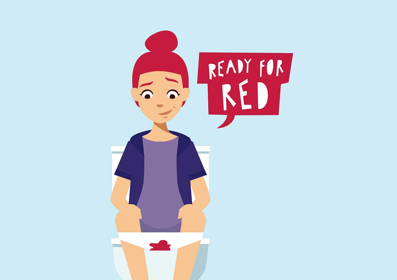 Ready for Red